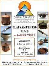 2014 Blacksmithing Demo