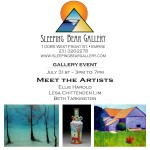 SBG Meet the Artists I